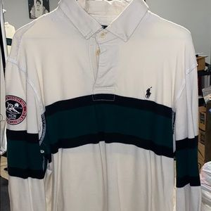 Polo used long sleeve shirt